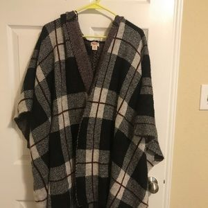 Plaid Pancho